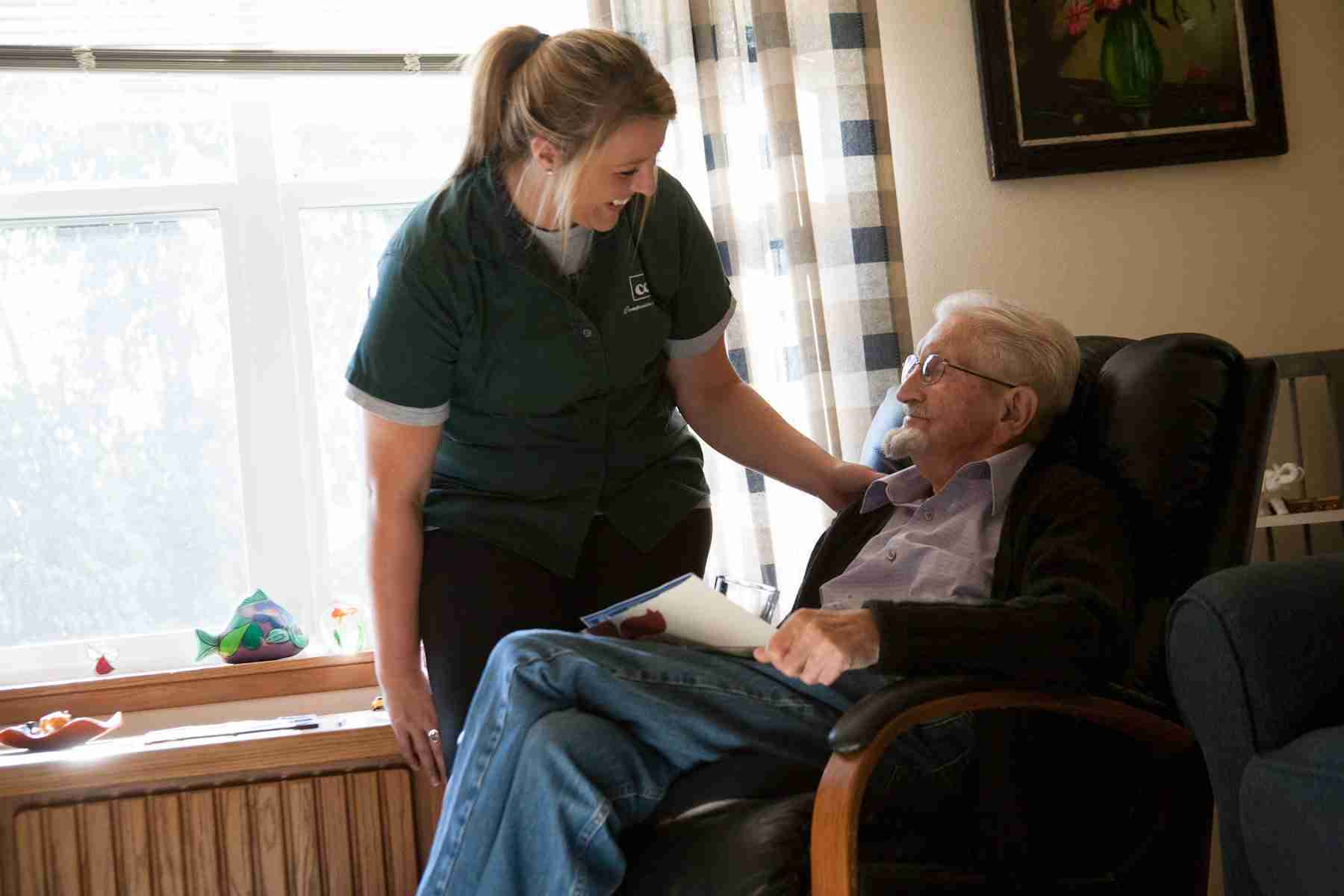Caregiver Woodinville WA