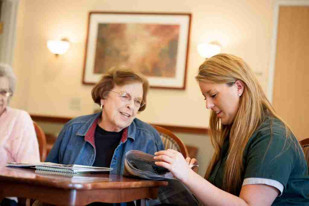 Homecare Assistance in Everett