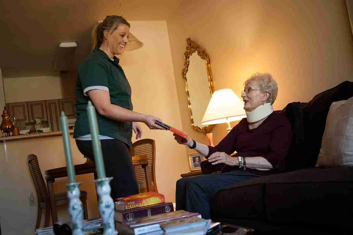 In Home Caregive Woodinville WA