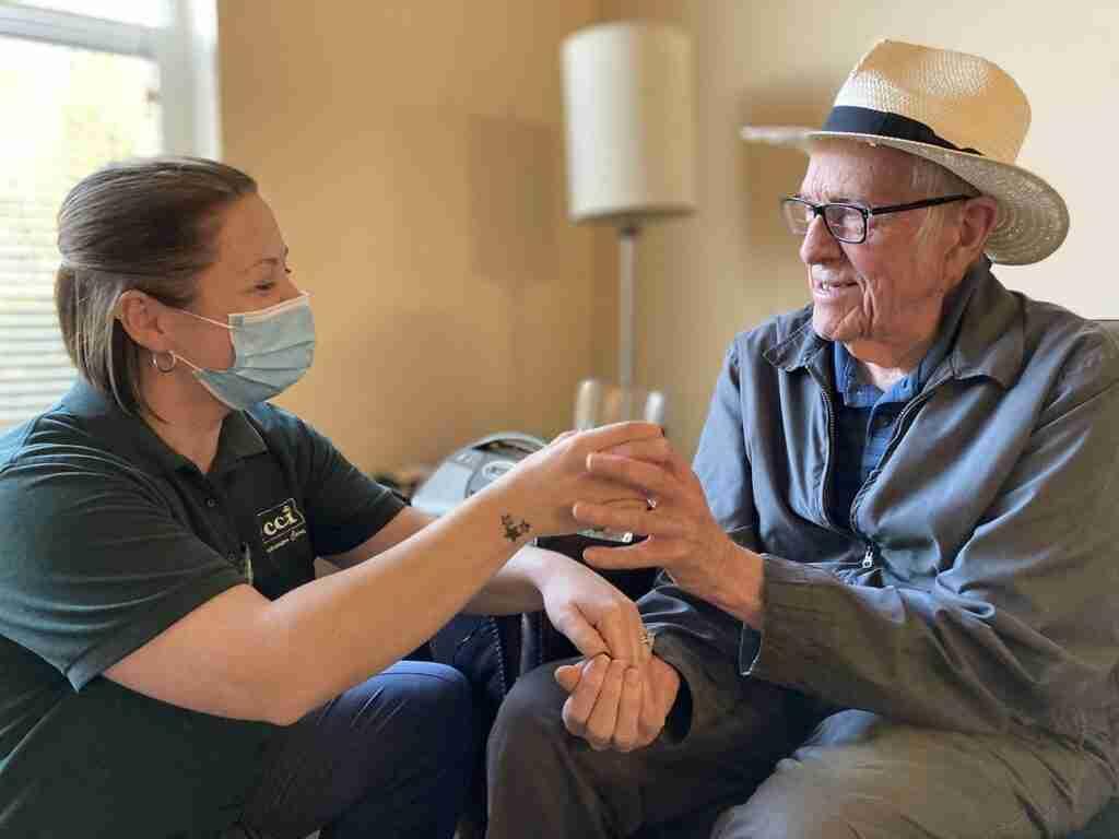 CompanionCare provides Respite Care